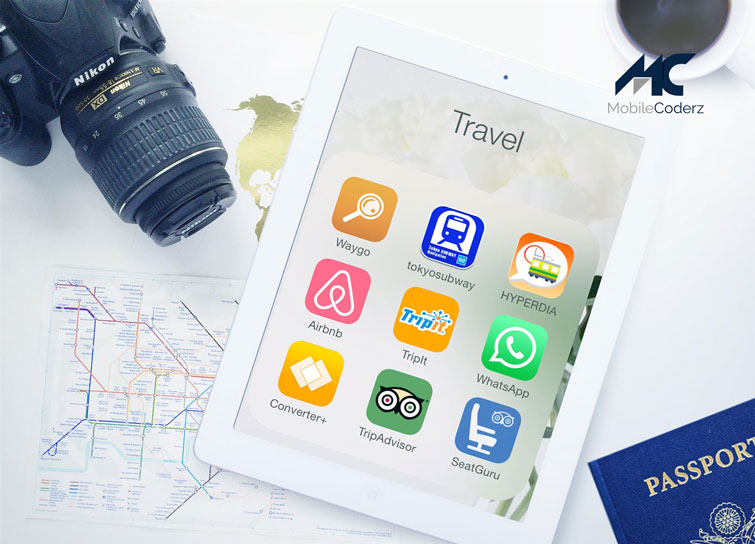 Travel App Development Services