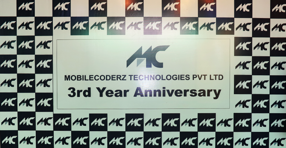 3rd Foundation Day Celebrations at MobileCoderz: A Glimpse of Ecstatic Moments