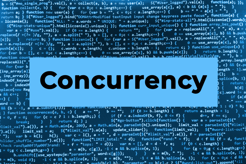 Golang is Concurrent