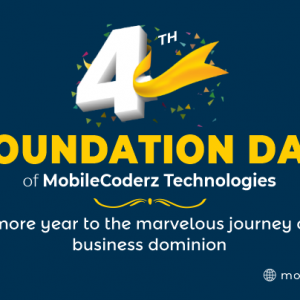 4th Foundation Day Of Mobilecoderz Technologies: O...