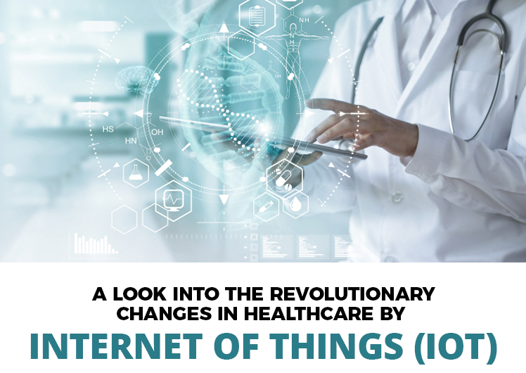 IoT in Healthcare – A revolution in Healthcare Industry
