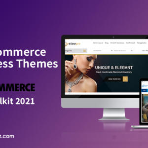 Top 20 Best eCommerce WordPress Themes Powered by ...