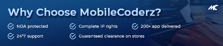 why choose mobilecoderz