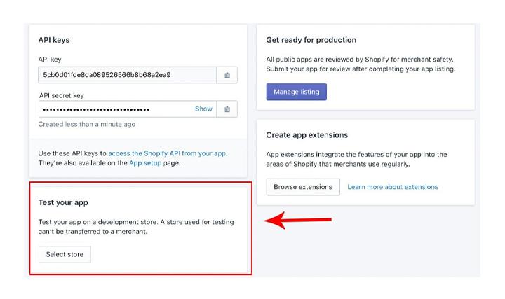 Shopify app development company in india