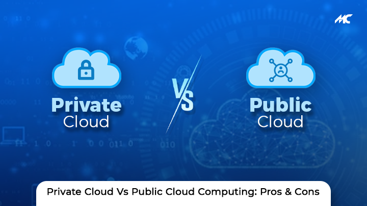 Private Cloud Vs Public Cloud Computing: Pros & Cons