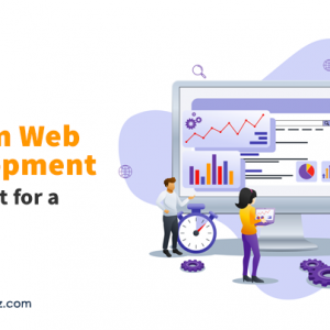 Why Should You Go For Custom Web Development For Y...