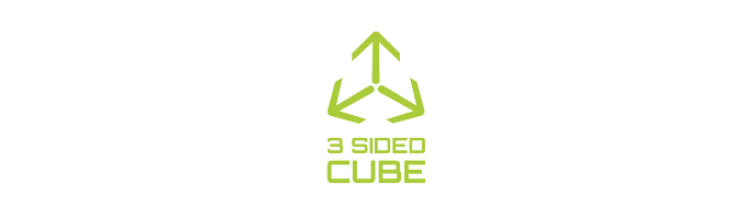 3 Sided Cube