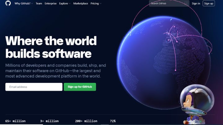 github Full Stack Web Development Tools
