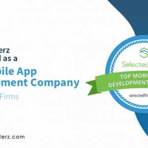 MobileCoderz Recognized as a Top Mobile App Develo...