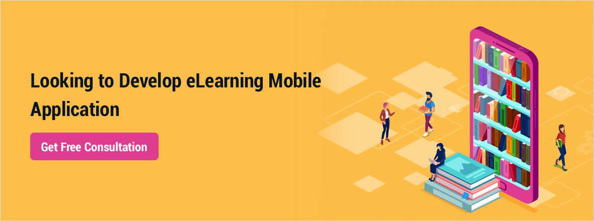 eLearning app development company