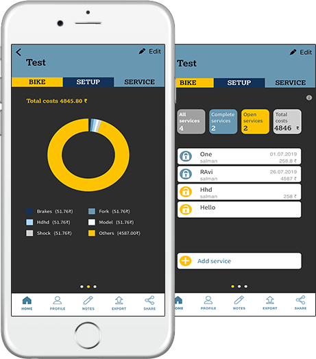 integrated ERP solution Ui image