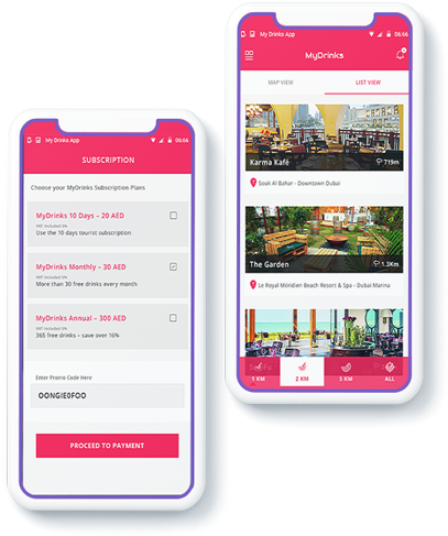 Mydrinks App Case Study
