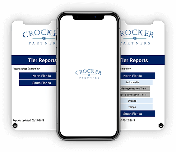 Crocker Partners App
