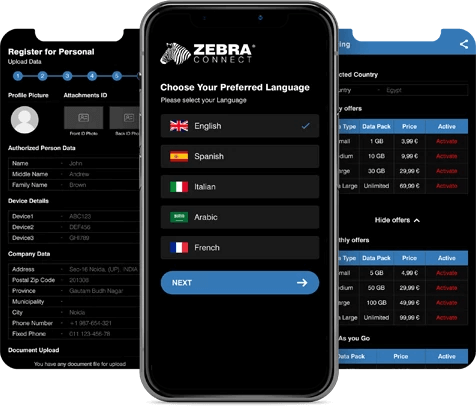 Zebra Connect App