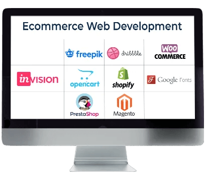 ecommerce web development tools