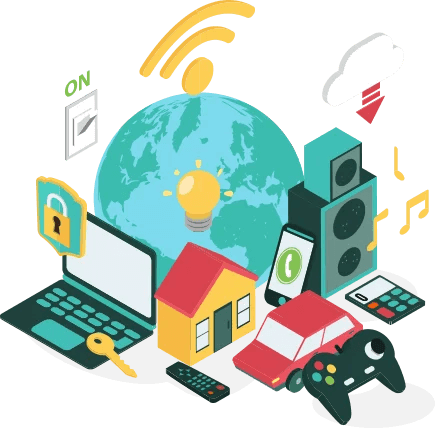 IOT app development solutions